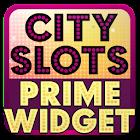 Stadt Slots Prime Widget icon