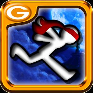 Stick Run Ninja 街機 LOGO-玩APPs