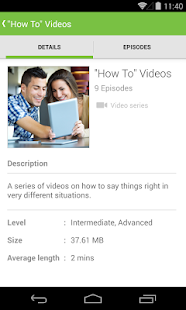 LearnEnglish Audio & Video- screenshot thumbnail