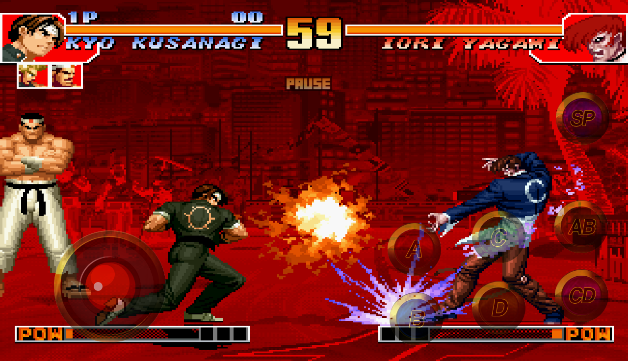 THE KING OF FIGHTERS '97 - screenshot