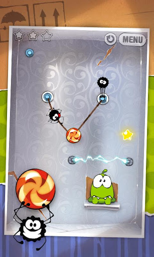 Cut the Rope FULL FREE  gameplay | by HackJr.Pw 5