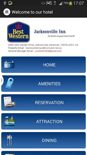 BEST WESTERN–Jacksonville Inn