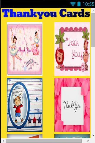 【免費生活App】Thank You Cards-APP點子