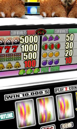 玩紙牌App|3D Red Panda Slots - Free免費|APP試玩