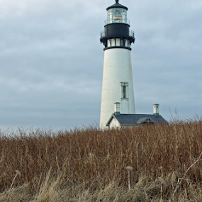 The Beauty of Lighthouses by Bill Waterman - Landscapes Beaches ( water, sky, lighthouse, ocean, landscape,  )