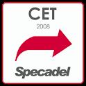CET 2008 Solved Exam Paper logo