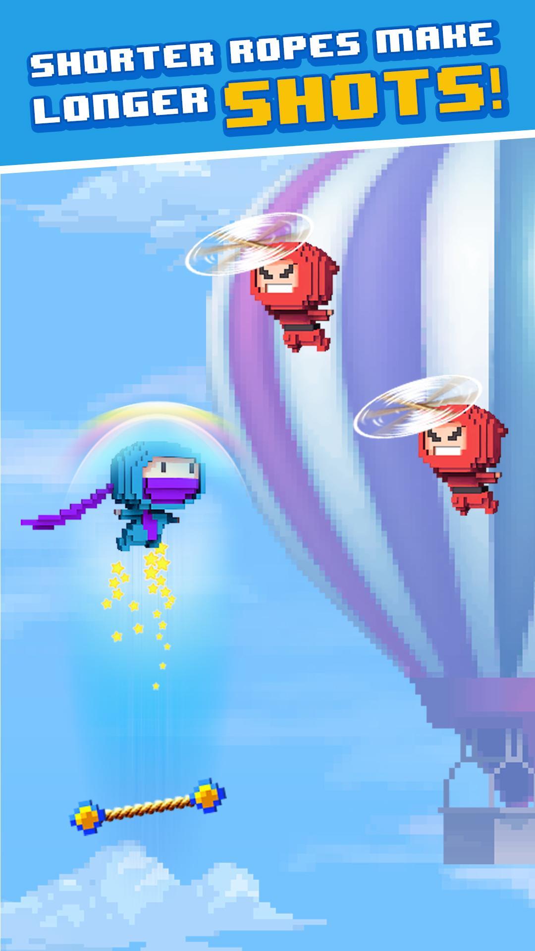 Ninja UP! screenshot #7