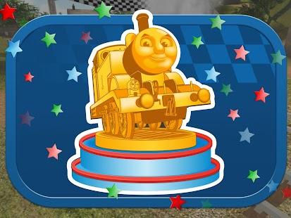Thomas: вперед, Thomas!
