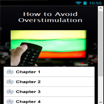 How to Avoid Overstimulation