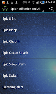 Epic Sleep Fan Sounds and FX - screenshot thumbnail