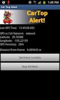 Screenshot of Rack Reminder for Car Racks