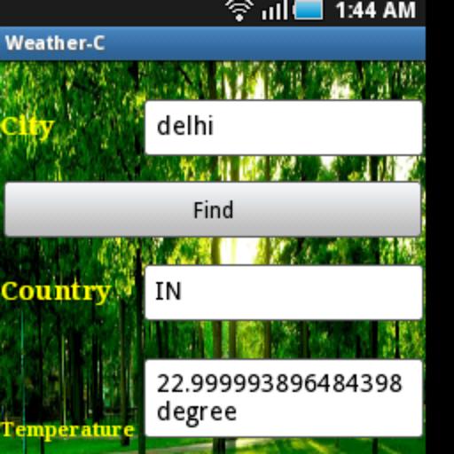 Weather-C