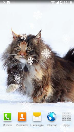 mod Cute Winter Wallpaper 1.0.8 screenshots 4