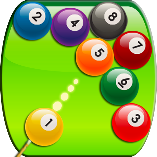 Bubble Shooter Billiard 街機 App LOGO-硬是要APP
