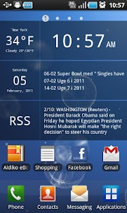 Glass Widgets - screenshot thumbnail