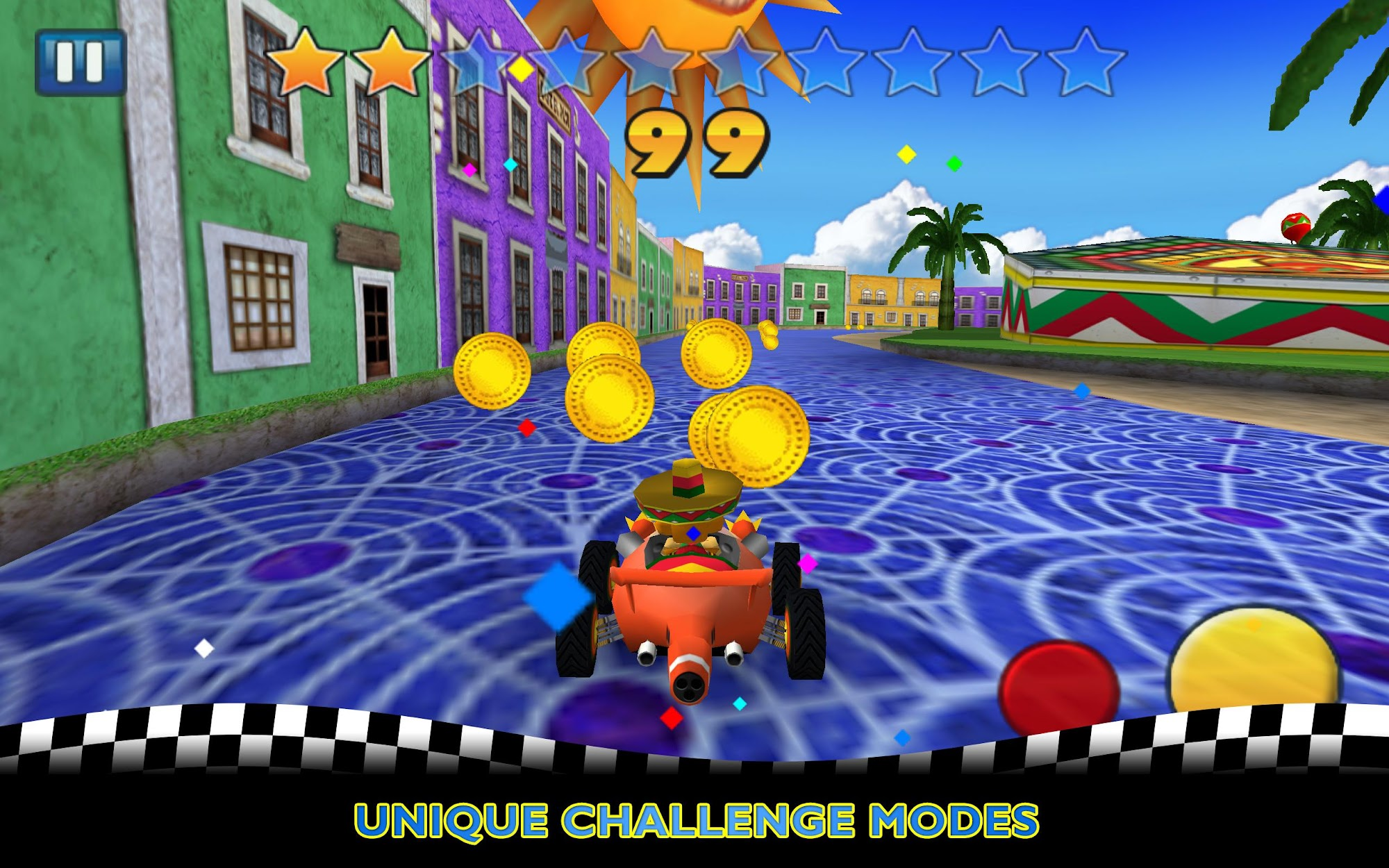 Sonic & SEGA All-Stars Racing screenshot #10
