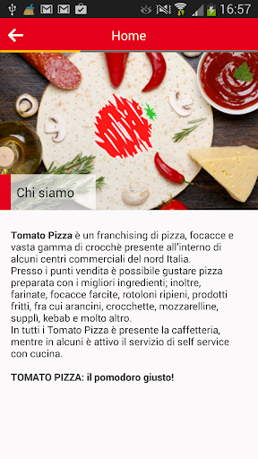 【免費商業App】Tomato Pizza-APP點子