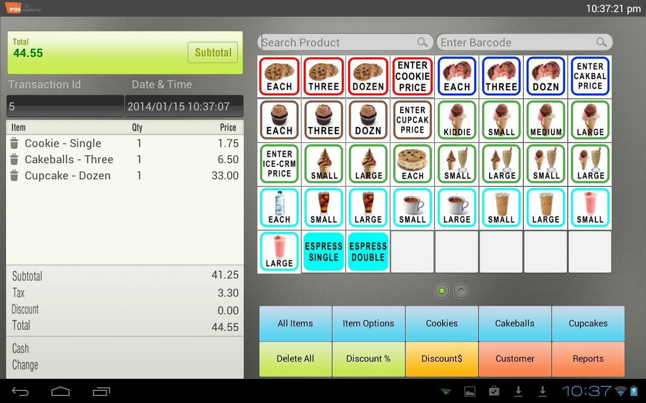 point of sale app   pos system   android apps on google play