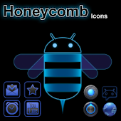 Crazy Home Honeycomb Icon Pack