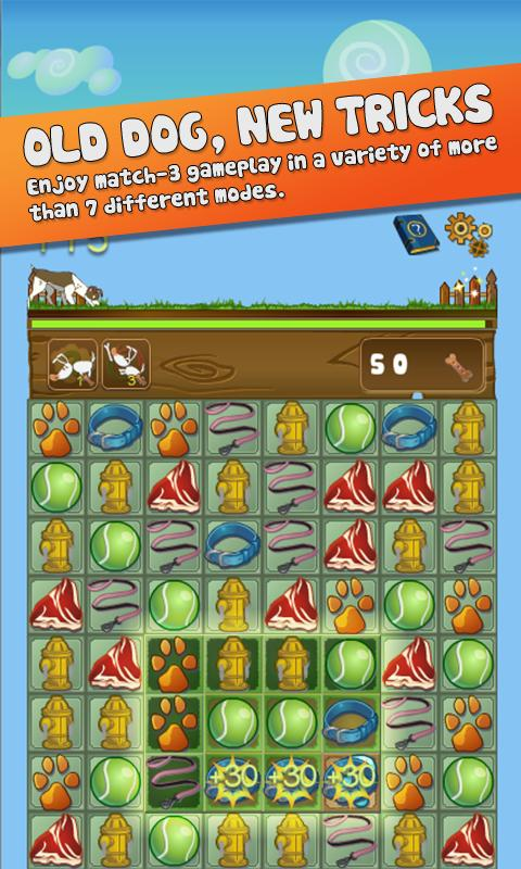 Detective Dogs Free - screenshot