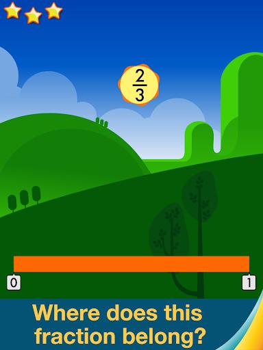 【免費教育App】Motion Math: Fractions!-APP點子