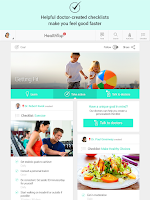 Screenshot of HealthTap