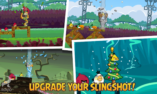 Angry Birds Friends Screenshot 19