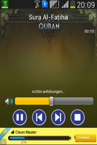 Koran Suren Deutsche