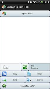 SPEECH TO TEXT TRANSLATOR TTS v2.7.8 (Full)