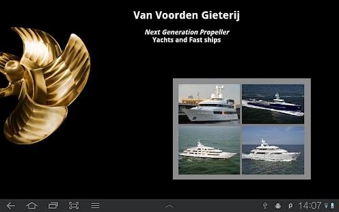 Van Voorden Yachts/Fast ships- screenshot thumbnail
