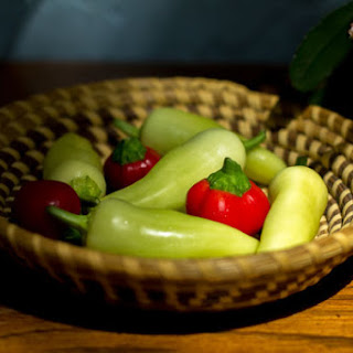 Quick and Easy Pickled Peppers.