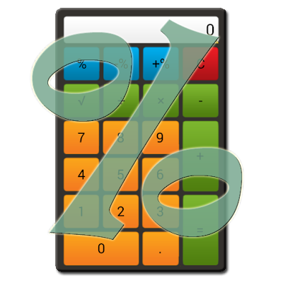 Процентный калькулятор