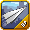 Paper Glider HD games action arcade