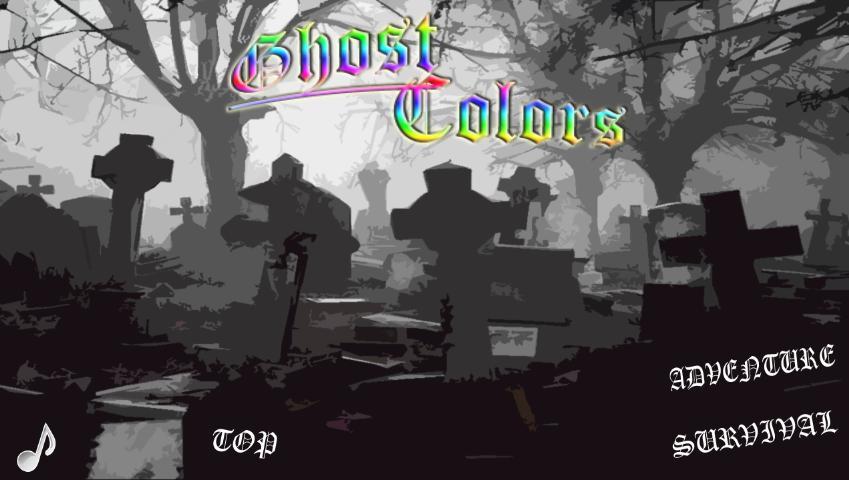 Ghost Colors - screenshot