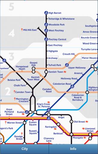 Subway Maps Europe
