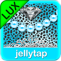 Luxury Theme Teal Cheetah SMS★ icon