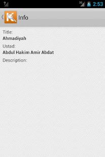 Kajian.net Explorer - screenshot thumbnail