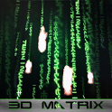 3D Matrix2 Live wallpaper icon