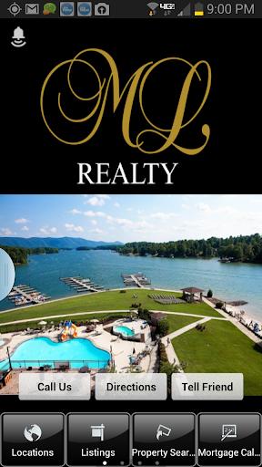 ML Realty Smith Mountain Lake