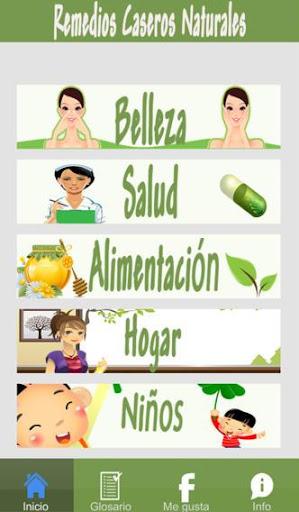 【免費醫療App】Remedios Caseros Naturales-APP點子