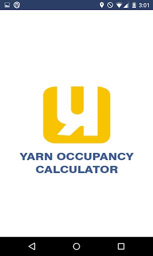 Yarn Occupancy Calculator