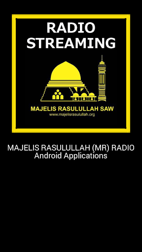 Majelis Rasulullah Radio
