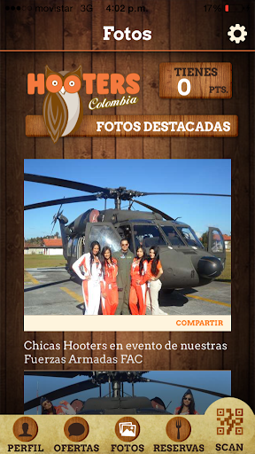 Hooters Colombia
