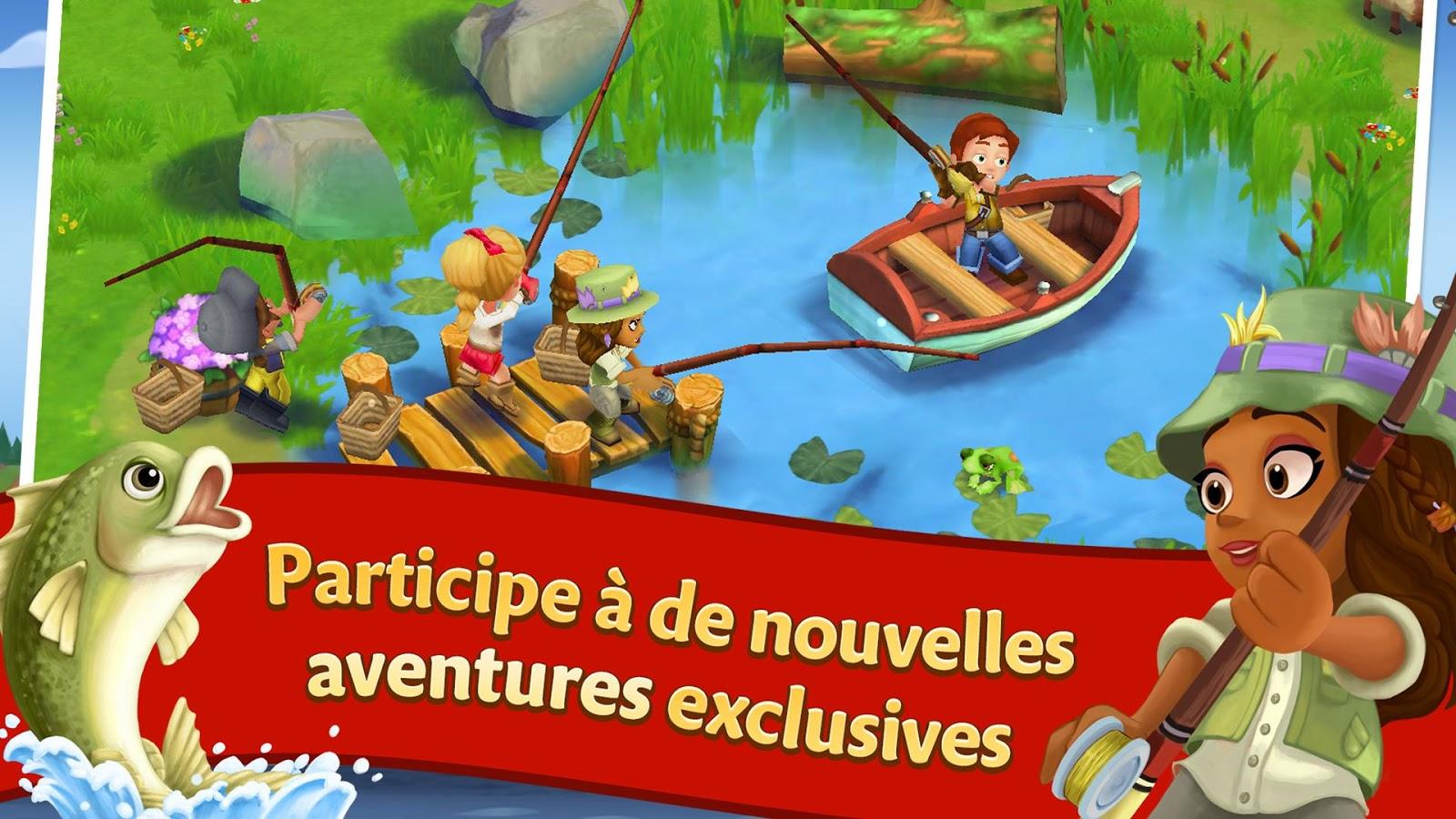 Farmville 2 escapade rurale - Accueil   Facebook