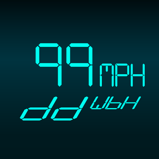 簡單的HUD車速表 交通運輸 App LOGO-APP試玩