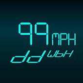 Simple Speedometer HUD