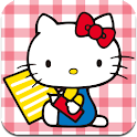 Hello Kitty Memo logo