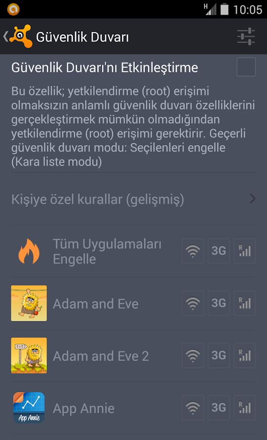 Mobile Security & Antivirus- ekran görüntüsü