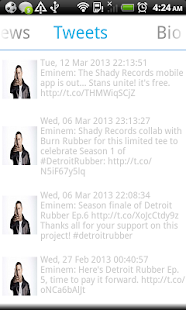 Eminem - screenshot thumbnail