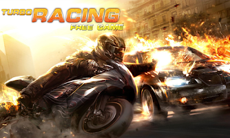 Screenshot of Turbo Racing Free Game
